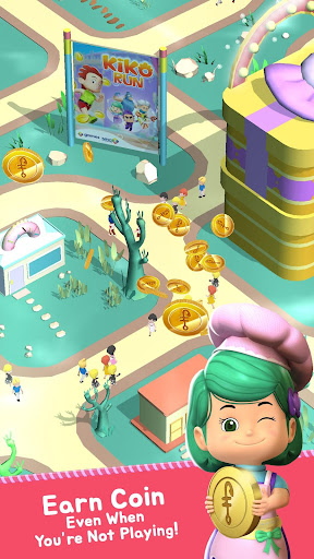 Kiko: Lola Bakery - Puzzle & Idle Store Tycoon  screenshots 6