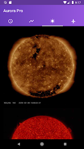 My Aurora Forecast Pro Mod Apk Aurora Borealis Alerts (Paid) 6