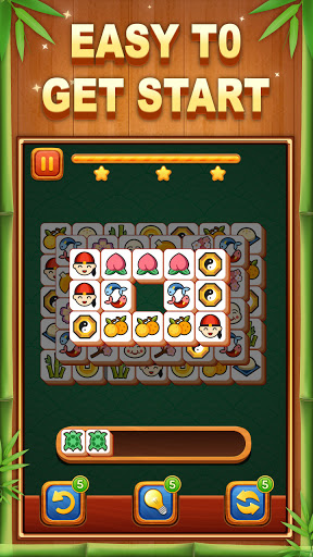 Tile Joy - Mahjong Match Connect 1.2.3000 screenshots 4