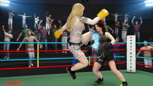 Kick Boxing Games: Boxing Gym Training Master  screenshots 4