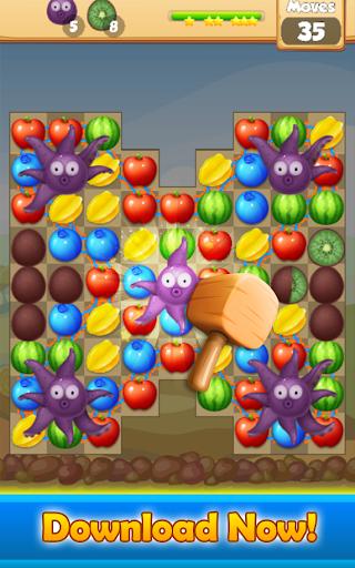 fruit pop party - match 3 game screenshot 3