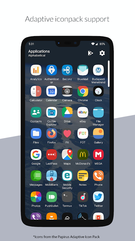 NewsFeed Launcher  poster 3
