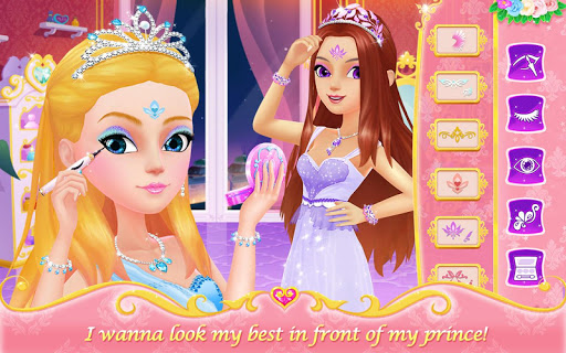 Princess Dancing Party screenshots 2