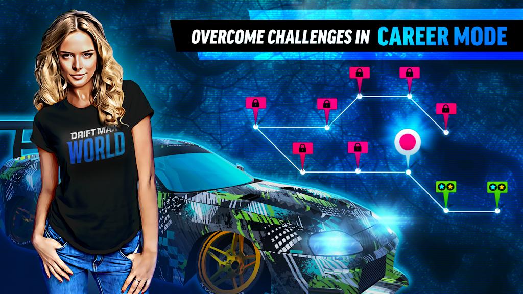 Drift Max World - Drift Racing Game  poster 9