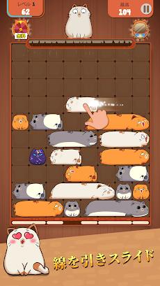 Haru Cats: スライド ブロック パズルのおすすめ画像2