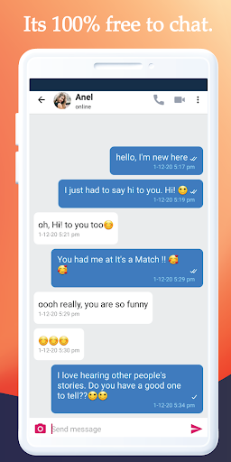 American Dating - (USA Dating) Match, Chat, Date. android2mod screenshots 6