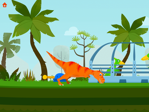 Jurassic Rescue - Dinosaur Games in Jurassic! 1.1.5 screenshots 15