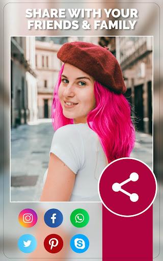 Change Hair And Eye Color apktram screenshots 15