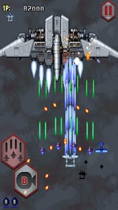 STRIKERS 1945 classic Apk Mod + OBB/Data for Android. 3