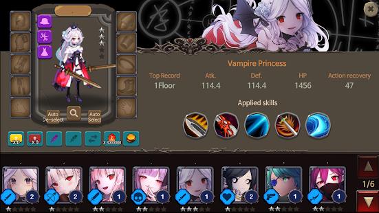 Dungeon Princess 2! : Offline Dungeon RPG 460 Screenshots 18