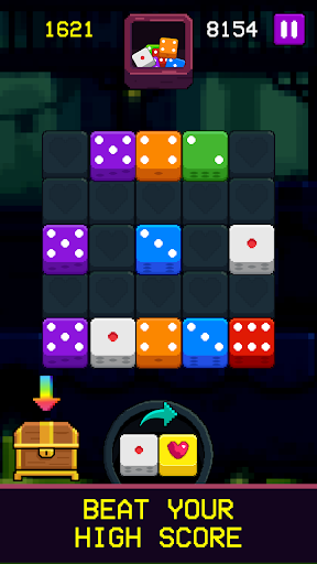 Dice Merge Color Puzzle apkpoly screenshots 12