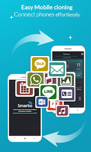 SmartIO - Fast File Transfer App Screenshot