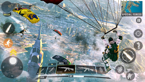 Free Fire Game 2021- FPS Shooting Game 1.9 screenshots 2