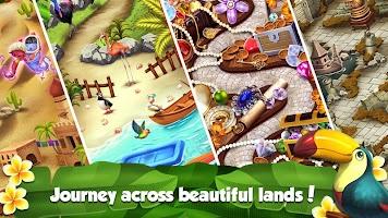 Mahjong World Adventure - The Treasure Trails