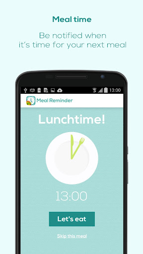 Meal Reminder - Weight Loss Apk 2