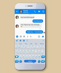 keyboard Messenger 2
