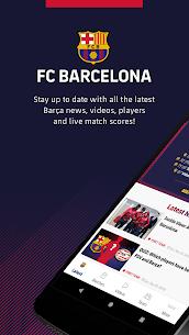 How do I download FC Barcelona Official App app on PC? 1