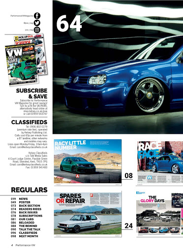 Performance VW Magazine 6.3.4 screenshots 4
