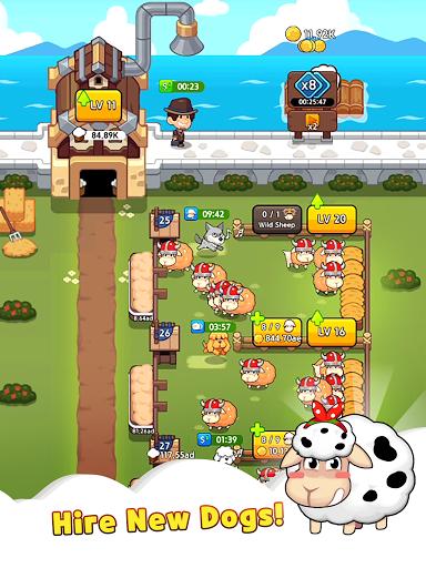 Sheep Farm : Idle Games & Tycoon screenshots 11