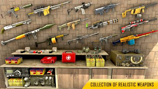 FPS Shooter Games Gun Ops 2021  screenshots 1