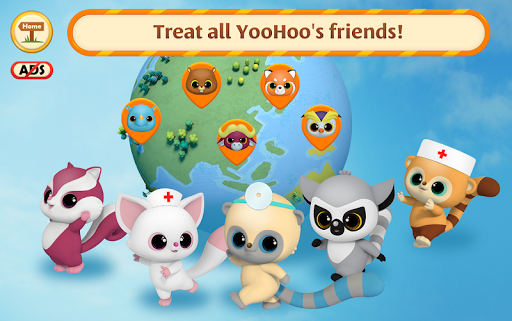 YooHoo: Pet Doctor Games! Animal Doctor Games! 1.1.7 screenshots 22
