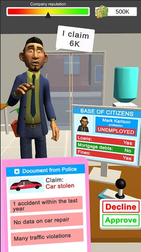 Insurance agent 1.03 screenshots 8