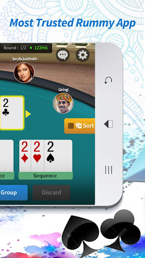 Color Rummy - Free Online Card Game Indian Rummy 1.23 screenshots 5