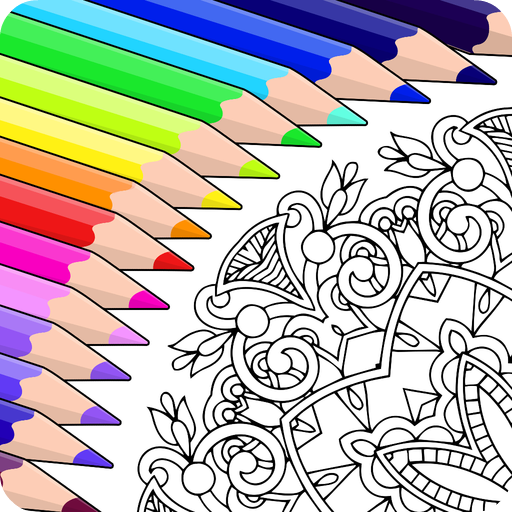 Baixar Colorfy: Free Coloring Games - Paint Color Book para Android