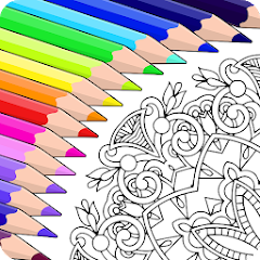 Colorfy - 免費的填色簿