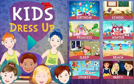 Dress Up & Fashion game for girls 4.1.0 screenshots 1