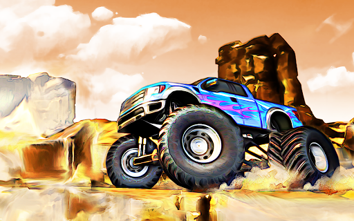 Offroad SUV Jeep Driving Games android2mod screenshots 6