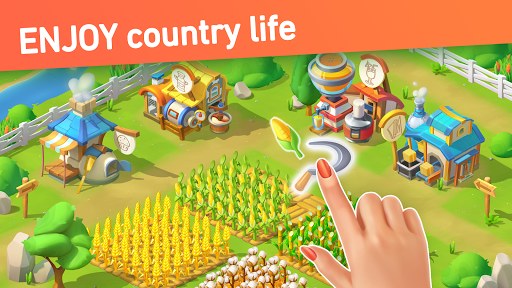 Goodville: Farm Game Adventure 1.9.0 screenshots 11