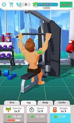 Muscle Tycoon 3D: MMA Boxing 1.3.9 screenshots 4