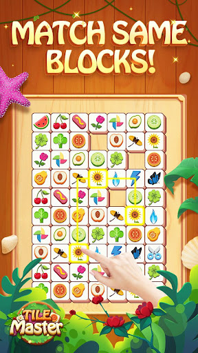 Tile Master - Classic Triple Match & Puzzle Game 2.1.4.1 screenshots 1