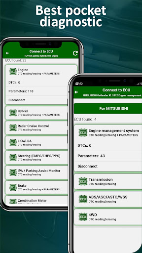 MotorData OBD Car Diagnostics. ELM OBD2 scanner 1.20.12.781 Screenshots 2