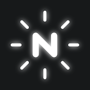 NEONY - writing neon sign text on photo easy