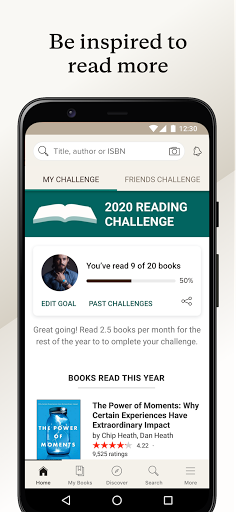 Goodreads android2mod screenshots 7