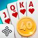 Scala 40 Online - Jogo de Cartas