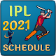 IPL 2021 Schedule And Player List per PC Windows