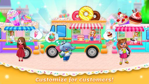 Sweet Bakery Chef Mania: Baking Games For Girls 2.8 Screenshots 2