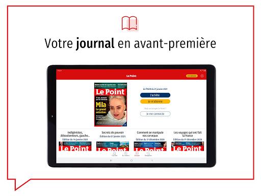 Le Point : journal, actualitu00e9s et infos en continu android2mod screenshots 12