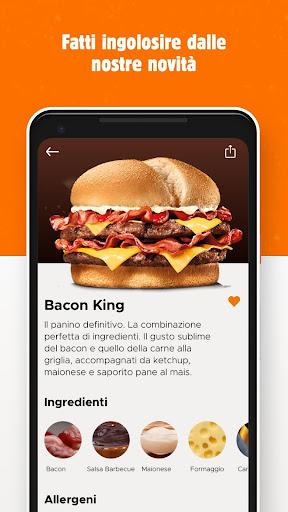 Burger King Italia 3.1.6 Screenshots 6