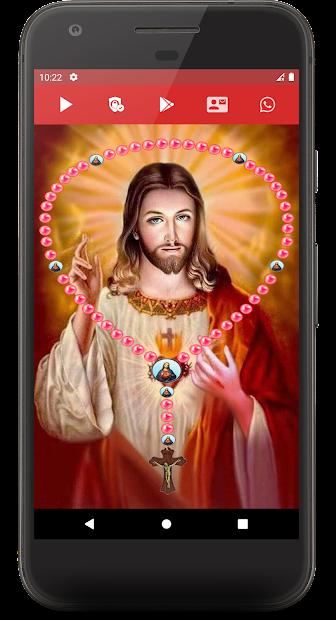 Holy Rosary Sacred Heart of Jesus screenshot 1