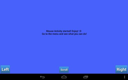 Foto do BluePad - TouchPad & Keyboard