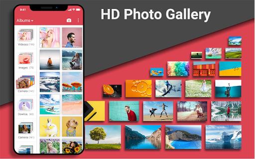 Photo Gallery & Album android2mod screenshots 1