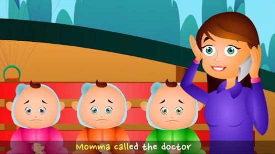 Kids Top Nursery Rhymes Videos - Offline Learning FiveLittle_v7.1 Screenshots 12