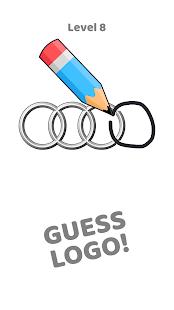 DOP: Draw Logo - drawing puzzle 1.5 Screenshots 4