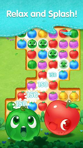 Fruit Splash Mania - Line Match 3 apkmr screenshots 3
