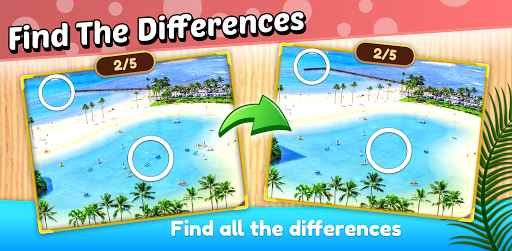 Find the Differences - Spot it 2.1.0 screenshots 6