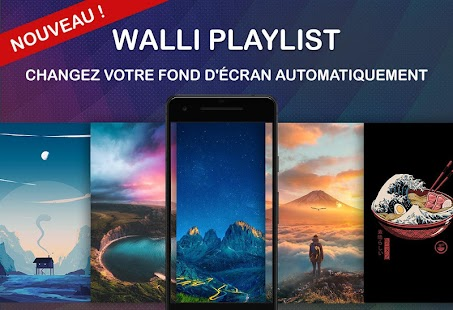 Fonds d'écran HD - Walli Capture d'écran